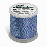 Madeira MR4-2216 40wt Rayon Thread 220 Yds. Arctic Melange, Box of 5 Spools