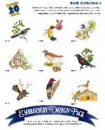 Amazing Designs / Great Notions 1086 Birds IIMulti-Formatted CD