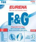 Eureka 52320C-6  F & G Replacement Dust Filter Bags 18 Pack