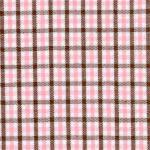 Fabric Finders 15 Yd Bolt 9.34 A Yd T22 Multi-Color Gingham Plaid 100% Pima Cotton 60 inch