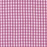 Fabric Finders 15 Yd Bolt 9.34 Yd Magenta 1/16 inch Gingham Check 100 percent Pima Cotton 60 inch