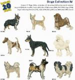 Amazing Designs / Great Notions 1220 Dogs IV Multi-Formatted CD