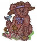 Amazing Designs ADCL PSX3 PSX Rubber Stamp Teddy Bears Collection 3 Multi-Formatted CD