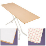 "23986: Iron EZ GH126 Super Big Board 21x58"" Extension for Ironing Boards up to 18"" Wide"