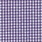 Fabric Finders 15 Yard Bolt 8.66 A Yd Seersucker #062 Purple Check 100% Cotton 60 inch