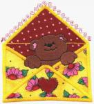 Sew Many Designs Love Letters Collection Applique Collection Multi-Formatted CD