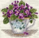 Sudberry House D2900 Flower Medley Digitized Machine Cross Stitch Designs