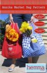 Annika Market Bag Patterns