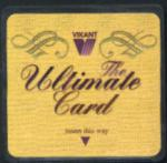 Vikant Ultimate Rewritable Blank Embroidery Card for Bernina Deco & Brother .PES Format