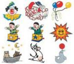 Stitchitize Embroidery DesignsKids Club 1 Collection Multi Formatted Cd