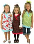 Childrens Corner CC276 Ellen sundress, Jumper, or Tunic Pattern sz 3-6
