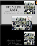 Fabulous Fit Made Easy E-Book, Dress Form Fitting Secrets by Jill Ralston & Massimo Barra, 11 Step Sequence, 65 Page Download