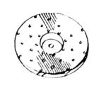 Ametek Motors L-31213 Fan, 115210, 115330/334