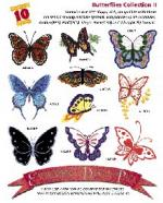Amazing Designs Great Notions  2008 Butterflies II Multi-Formatted CD