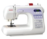Janome, DC3050, FS Demo, Decor, 50 Stitch, Computer, Sewing Machine, 3x 1-Step BH, Threader, Speed Limit, Needle Up Down, Pattern Start Stop, 20Lb