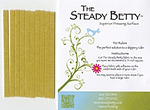 "Steady Betty RB, Ruler Betty, 1/4"" Wide, Strips Pack"