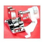 41033: AlphaSew 10400 Low Shank Screw On All Metal Blindstitch Foot with Guide