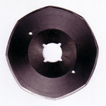 "S-135KM 4"" Octogonal 8 Sided Rotary Blade for KM RS-100, CS-100 Cutters"