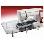 Janome Acrylic Extension Table and Cloth Guide for JNH7700QCP MC7700QCP Machines