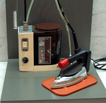 Naomoto Japan Water Pump Only for HYS-410P Electric Steam Iron 120V, 800 Watts