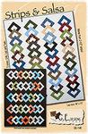 G.E. Designs Strips & Salsa Quilting Pattern