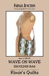 Indygo Junction Wave On Wave Shoulder Bag Sewing Pattern