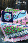 Pink Fig Miss Modd Cozy Quilt & Pillow Sewing Pattern