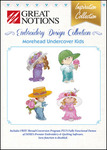 Great Notions Inspiration Collection Morehead Undercover Kids Collection 1 Licenced Multiformat Embroidery Design CD
