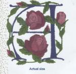Cactus Punch MES08 Rose Alphabet CD