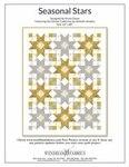 Windham Glisten-Seasonal Stars Quilt Kit