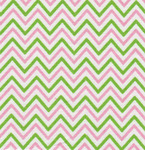 Fabric Finders 15 Yd Bolt 9.33 A Yd 1425 Pink/Lime Chevron 100% Pima Cotton Fabric 60 inch