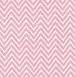 Fabric Finders 15 Yd Bolt 9.33 A Yd 1359-1 Pink Chevron 100% Pima Cotton Fabric 60 inch