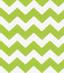 Fabric Finders 15 Yd Bolt 9.33 A Yd 1589 Lime Chevron 100% Pima Cotton Fabric 60 inch