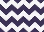 Fabric Finders 15 Yd Bolt 9.33 A Yd 1596 Purple Chevron 100% Pima Cotton Fabric 60 inch