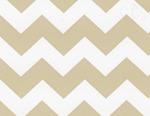Fabric Finders 15 Yd Bolt 9.33 A Yd 1602 Khaki Chevron 100% Pima Cotton Fabric 60 inch