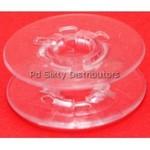 Pfaff Original 93-040970-45 10Pk Plastic Rotary L Bobbins 9033P for 1006-1475, 2010-290, 6085-6270, 7510-7570, 800-955*