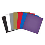 "Brother CAVINYLMP Adhesive Craft Vinyl  10 Sheets 12x12"" Asst Colors for ScanNCut Cuttters CM650W, CM350R, CM550, CM250, CM100"