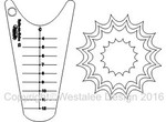 Sew Steady Westalee Spin An Echo Template #12