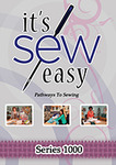 It's, Sew, Easy, ISE1000, Series, 1000