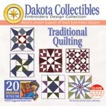 Dakota Collectibles 970138 Traditional Quilting Multi-Formatted CD