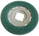 Sebo Kit 3230ER30 DISCO Floor Pad (green), high-gloss finish maintenance