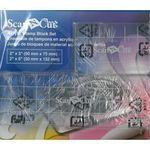 Brother CASTPBLS1 Stamp Block Set for Scan N Cut CM650W