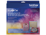 Brother CAEBSKIT1 Multi Color Embossing Starter Kit, Emboss Paper and Metal, for Scan N Cut Canvas
