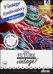 DIME 104BDEC-VintageChic Inspirations Vintage Chic Embroidery Software, 1500+ Designs, 18 Fonts,