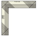 Sew Steady WA-TRA Westalee The Right Angle Ruler
