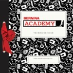 <b> Receive and Create Your Very Own Bernina Academy Techniques Book </b> <br /> Create in class the Bernina Academy Technique book as your work through the lessons that will be yours to keep to reference in your sewing studio. Sewing tips and free patterns are included on the collectible Bernina USB Stick, and all supplies, technique book, and machines are provided for you during the two-day course.