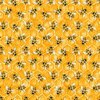 Blank Quilting Show Me The Honey 1341 44 Yellow