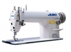 "Juki DDL-8100E Economy Straight Lockstitch Industrial Sewing Machine, SetUp Power Stand, Servo Motor, 11"" Arm, 1/4-1/2in Foot LIft, 5mm Stitch Length"