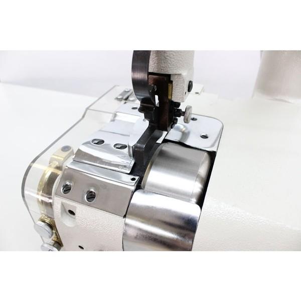Skiving leather machine pressere foot standard