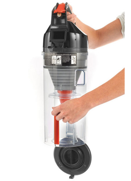 Hoover CH53010 Taskvac Bagless Commercial Upright HEPA Vacuum ... on
